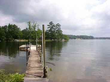 Lake Murray - Burke's Landing 600 Feet of Waterfront