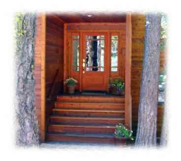 Pine Tree Smile - North Tahoe
