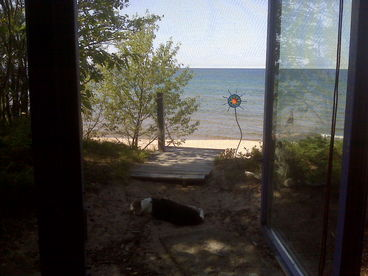 The Funky Beach House in Marquette, MI