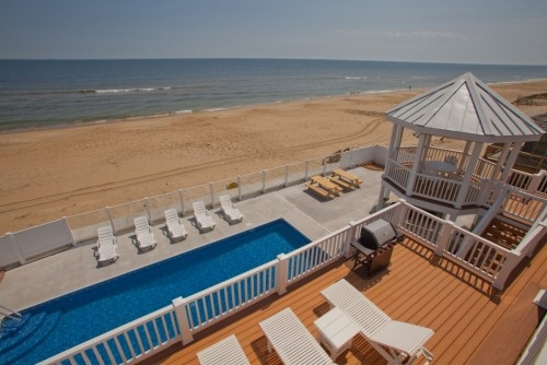 Beautiful beach homes and condos!