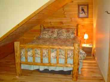 CAMELS HUMP LOG CABIN