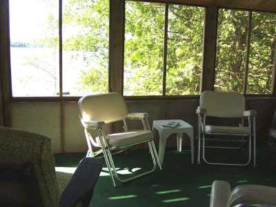Maine Waterfront Vacation Rental