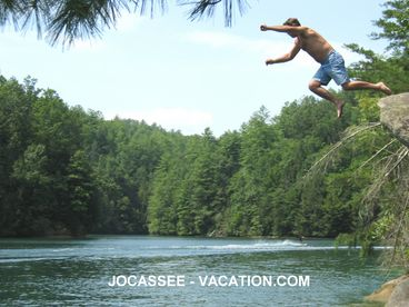 Upstate SC Mountain Lake Keowee Jocassee Rental House