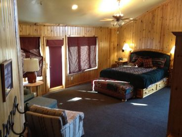 Pine Bluff Lodge