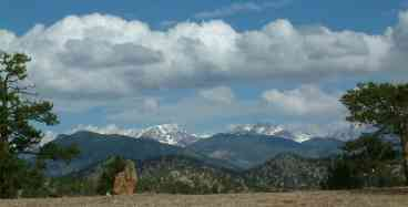 Retreat to our Rocky Mountain Home--Elk, Deer, Birds, Quiet...........
