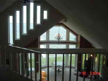 Lake Wawasee Executive Home