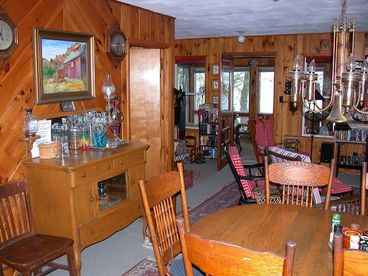Cottage Directly on Lake Champlain- The Pines