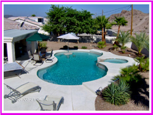 View     PEACEFUL PRIVATE POOL AND