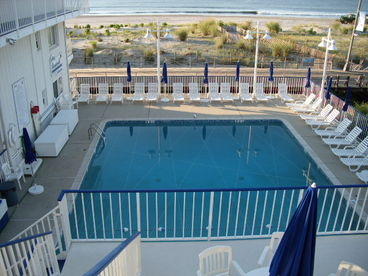 Oceanfront  Condo at Jersey Shore