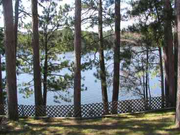 Post Lake Paradise