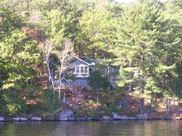 Lake Muskoka Cottage Rental