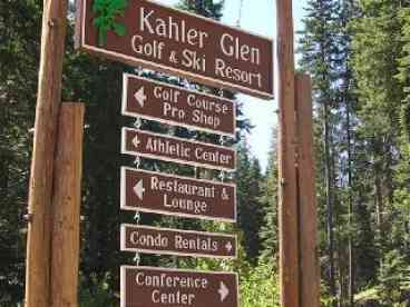 Kahler Glen Golf and Ski Resort