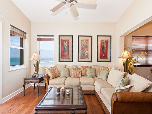Cinnamon Beach 765, 6th Floor OceanFront Penthouse, Luxury Wood Floors, Wifi