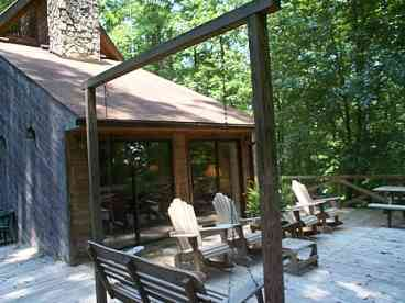 3 Bear Ridge Cabin