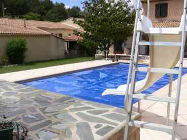 Beautiful Guest House 4 Persons in South of France