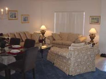Disney Area 7-Bdrm Villa - 4 Master Bdrms - Pet-friendly