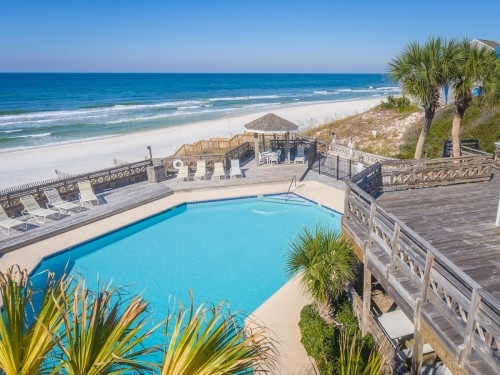 Gulf View-1st Tier END UNIT 2BR & loft w/3 twins* PET  FRIENDLY Beach  LOADED