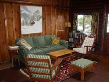 Linekin Log Cabin