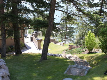 Okanagan Lakeside Cottage