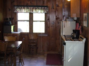Bear Cottage on beautiful Star Lake!  Summer  and Fall weeks available