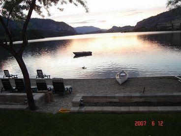 Vaseux Lakefront Resort