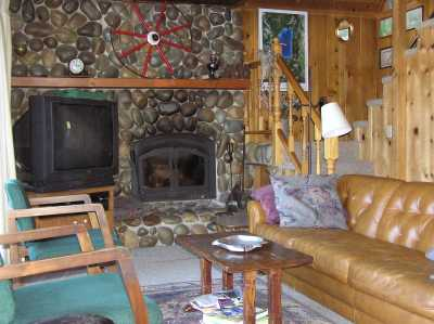 Cabin on Tahoe's West Shore in Skyland