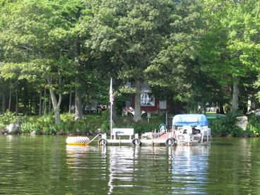 Sabinois Cottage - Pelican Lake, WI