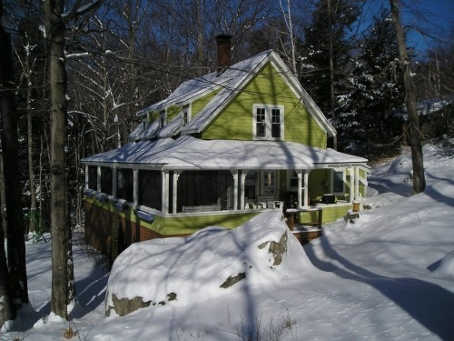 Cool Mountain Cottage