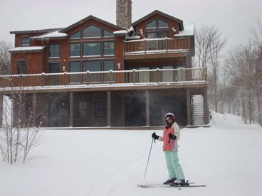 Slopeside Bretton Woods Luxury House