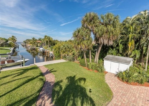 View Waterfront  Home close to Sanibel