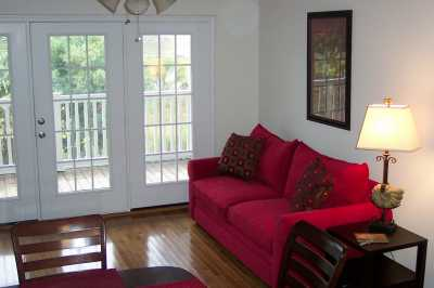 Comfy, cozy three bedroom condo in Folly Beach