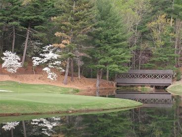 Big Canoe Mountain/Lake Golf Resort