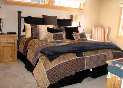 Trademark 3-4: Beautiful 3-bed, 3 bath penthouse, private, Winter Park Colorado