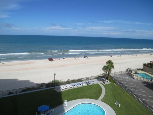 Horizons Oceanfront Condominium 6th floor