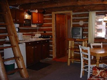 The Cabin at Spring Creek