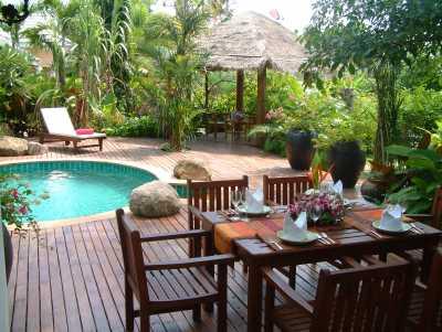 Beach Village House luxury villa