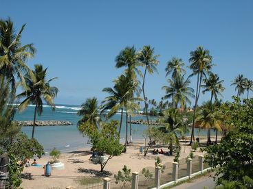 Dorado Puerto Rico Beachfront Rentals, Villas de Costa Mar