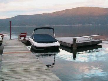 Lakefront Executive Vacation  Rental - Okanagan Lake BC