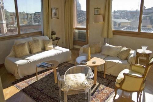 Gorgeous penthouse Spanish Steps