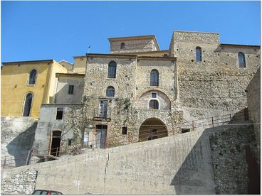 Medieval Village House - Southern Hill Town of Calitri