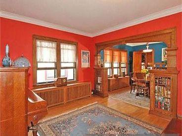 St. Paul Craftsman Near Mpls & Univ + Kid Friendly. Rent Upper or Lower or BOTH