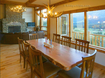 Bridger Vista Lodge - enjoy the mountains in comfort