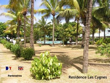 Residence Les Cygnes Pereybere Mauritius