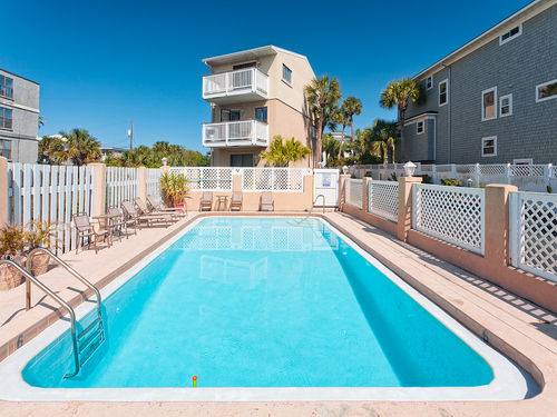 Vilano Beach Paradise Ocean House with pool