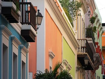 Luxury Apartment in Old San Juan