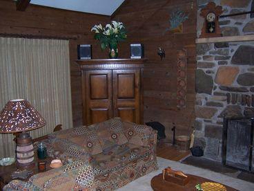 Blue River Cabin OK
