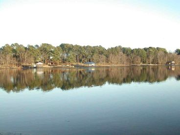 Lake House on Lake Palestine