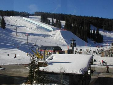 Mountain Plaza Best Ski In/Out