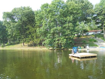 LAKE ERON  RESORT Cabins/RV's, Fishing, Skiing, Laundry, WiFi,Forested, YR Round