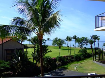 Kihei Condo - Free wifi - Oceanfront Luxury - Sandy beach